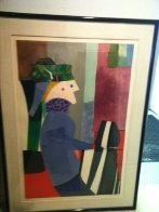 O Douce Fantaisie 1980 Limited Edition Print by Max Papart - 1