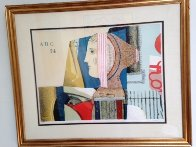 Marianne 1980 Limited Edition Print by Max Papart - 1