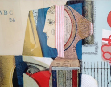 Marianne 1980 Limited Edition Print by Max Papart