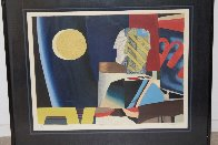 Astronaut 1981 Limited Edition Print by Max Papart - 1