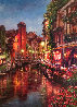 Annecy Night 2015 Embellished Limited Edition Print by Sam Park - 0