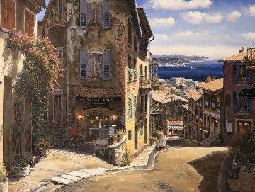 Haut De Cagne 2001 72x62 Original Painting - Sam Park