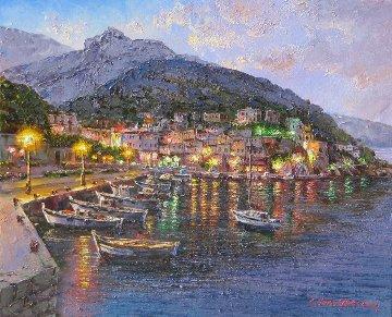 Cetara 2015 20x24  Original Painting by Sam Park