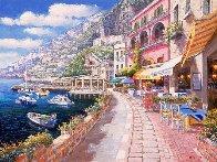 Dockside Amalfi 2003 Limited Edition Print by Sam Park - 0