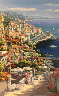 Capri Treasures 2000 Limited Edition Print - Sam Park