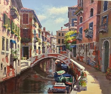 Venice 2000 Limited Edition Print - Sam Park