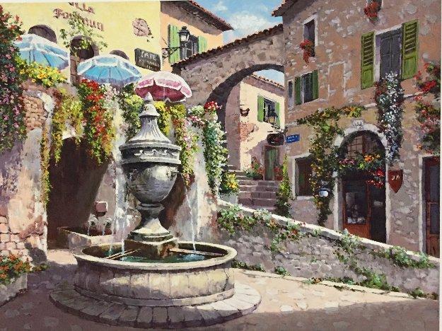 St. Paul De Venice 2000 Limited Edition Print by Sam Park