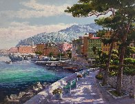 Santa Margherita 1998 Limited Edition Print by Sam Park - 0