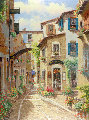 Antibes 2002 Embellished Limited Edition Print - Sam Park