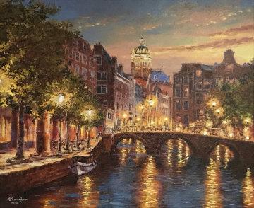 Sunset of Amsterdam 2018 Limited Edition Print - Sam Park
