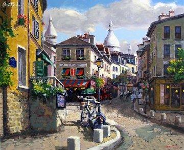 Montmartre  Limited Edition Print - Sam Park