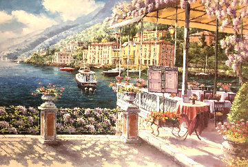 La Terrazza, Beuagio 30x40 Super Huge! Limited Edition Print - Sam Park