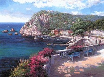 Costa Brava 2005 Limited Edition Print - Sam Park