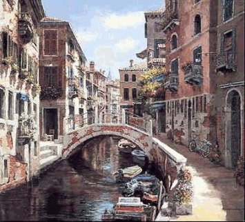 Venice PP Limited Edition Print by Sam Park