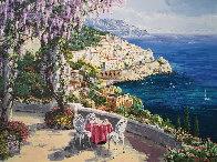 Amalfi Patio PP Limited Edition Print by Sam Park - 0