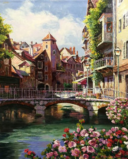 Annecy PP Limited Edition Print by Sam Park