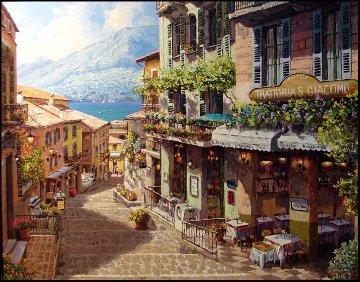 Antica Giacomo  PP Limited Edition Print by Sam Park