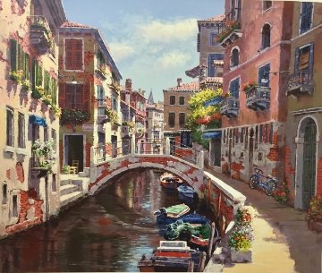 Venice PP Limited Edition Print - Sam Park