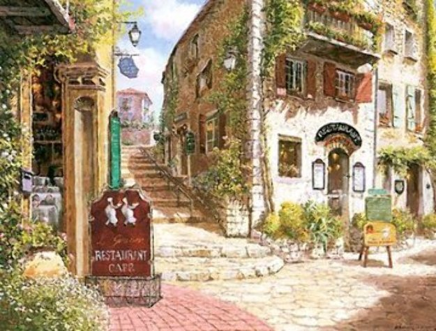 Belle Franche PP Limited Edition Print by Sam Park