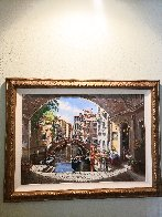Archway to Venice 2003 Limited Edition Print by Sam Park - 1
