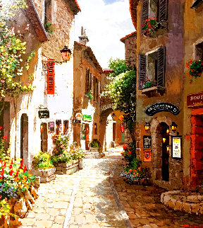 Morning in Provence 2000 Limited Edition Print - Sam Park