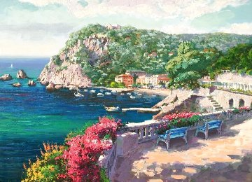 Costa Brava 1999 Limited Edition Print - Sam Park