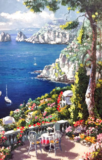 Amalfi Treasures AP 2000 Limited Edition Print - Sam Park