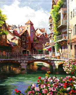 Annecy 1998 Limited Edition Print - Sam Park