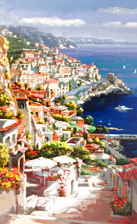 Capri Treasures AP 2000 Limited Edition Print - Sam Park