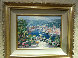 Bellagio, Varenna, and Portofino (Treasures of Italy Suite) Limited Edition Print by Sam Park - 3