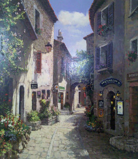 Morning in Provence 2002 Limited Edition Print - Sam Park