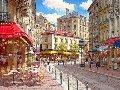 Rue De Soleil - Paris Limited Edition Print - Sam Park