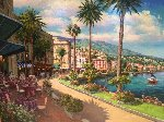 Santa Margherita, California 2000 48x60 Original Painting - Sam Park