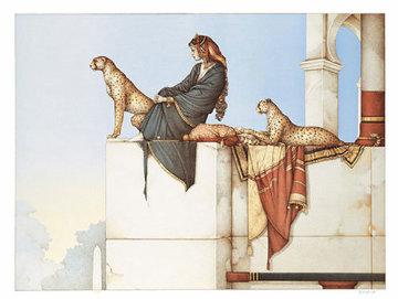 Persepolis 2000 Limited Edition Print - Michael Parkes
