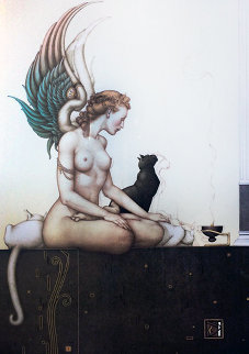 Morning 1992 Limited Edition Print - Michael Parkes