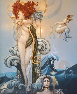 Venus 2008 Limited Edition Print - Michael Parkes