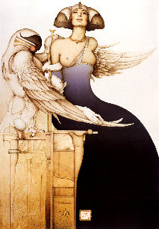 Aditi 1989 Limited Edition Print - Michael Parkes