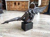 Angel of Dawn Bronze Sculpture 2009 29 in Sculpture by Michael Parkes - 10