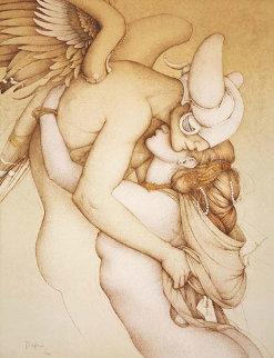 Savitri 1988 Limited Edition Print - Michael Parkes