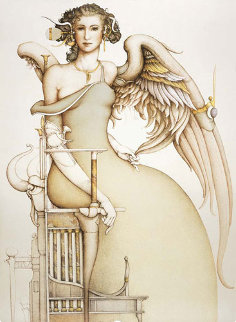 Promise 1989 Limited Edition Print by Michael Parkes