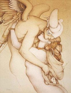 Savitri 1988 Limited Edition Print by Michael Parkes