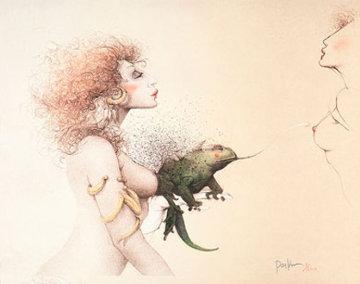 Cosi Fan Tutte Suite of 4 1986 Limited Edition Print by Michael Parkes