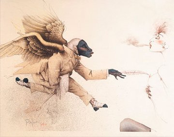 Cosi Fan Tuttie Suite of 4 Limited Edition Print by Michael Parkes