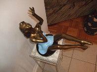 Elation Sculpture 2000 15 in  Sculpture by Ramon Parmenter - 2