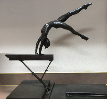 Graceful Power 1980 21 in Sculpture by Ramon Parmenter