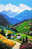 Mountain Road 2002 Limited Edition Print by Alex Pauker - 0