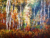 El Bosque 43x36 Original Painting by Alex Pauker - 0