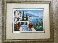Terrace View AP 2002 Limited Edition Print by Alex Pauker - 1