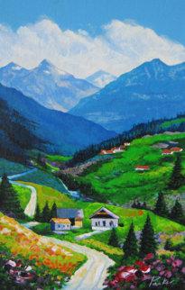 Mountain Road 2002 Limited Edition Print - Alex Pauker