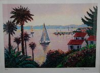 Early Morning Haze 2002 Limited Edition Print by Alex Pauker - 1